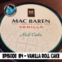 Artwork for Mac Baren Vanilla Roll Cake Review