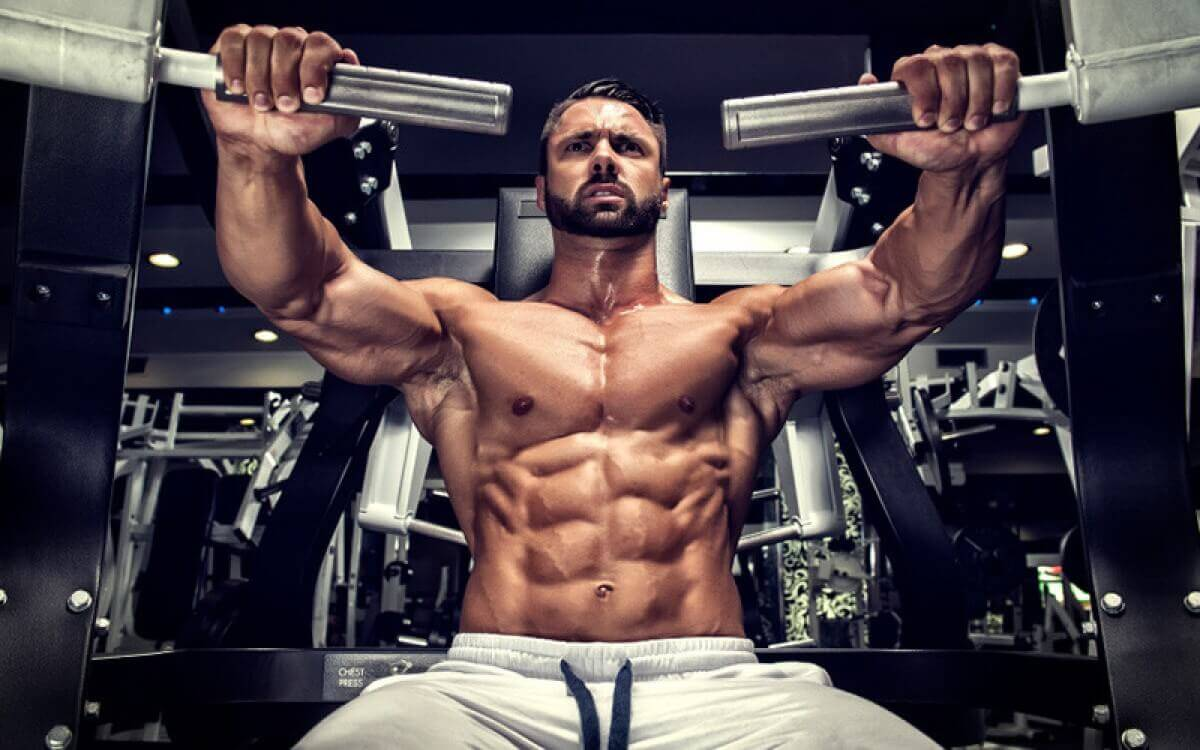 teatimeflip's podcast: Workout Plan : 10 Best Chest Exercises For Building A Strong Muscle