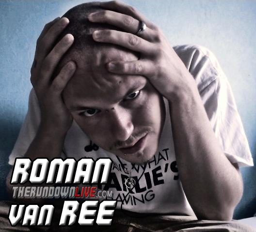 The Rundown Live #108 Roman van Ree