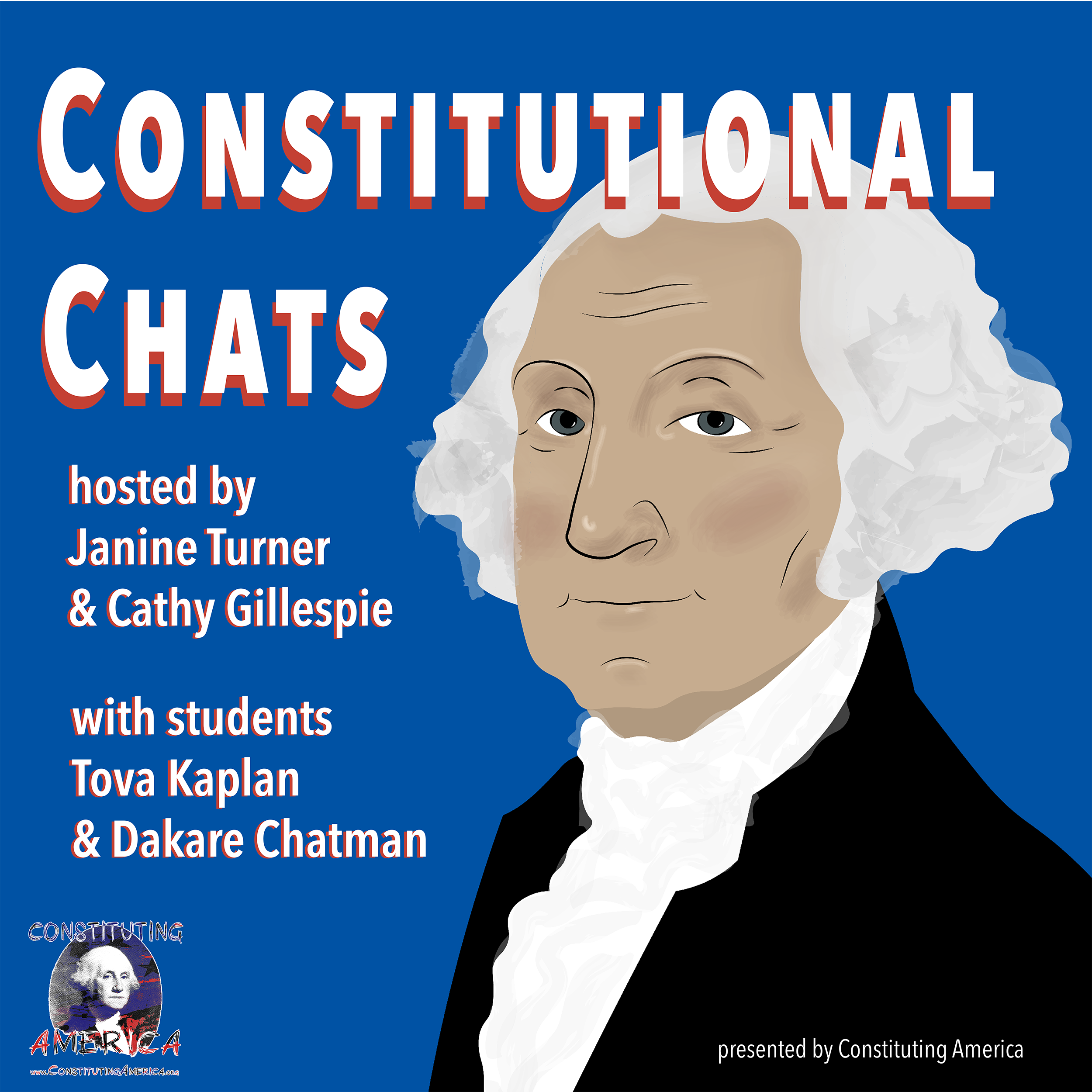 Artwork for The Constitution and the Morse Code (w/ Professor James Clinger)