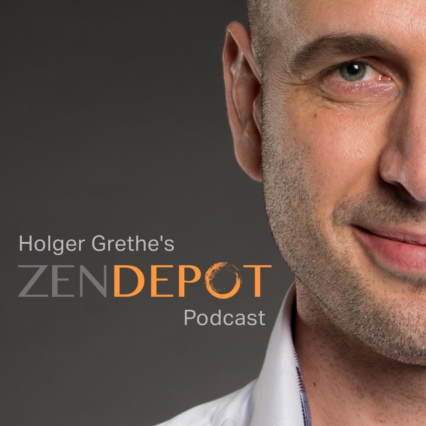 Zendepot Podcast: Erfolgreich Vermögen aufbauen in Eigenregie show art