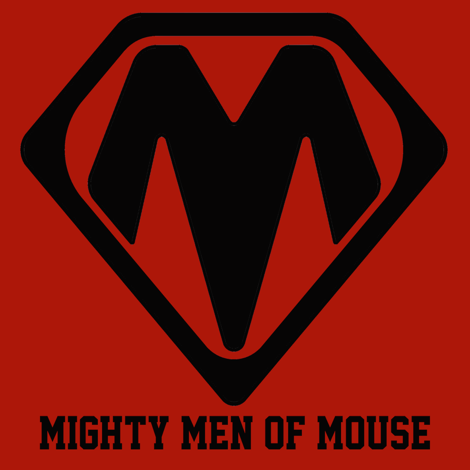 Mighty Men of Mouse show art