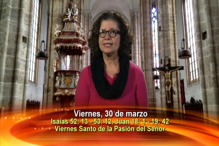 Artwork for Dios te Habla con Maria Eva Hernandez; Theme: Viernes Santo de la Pasión del Señor
