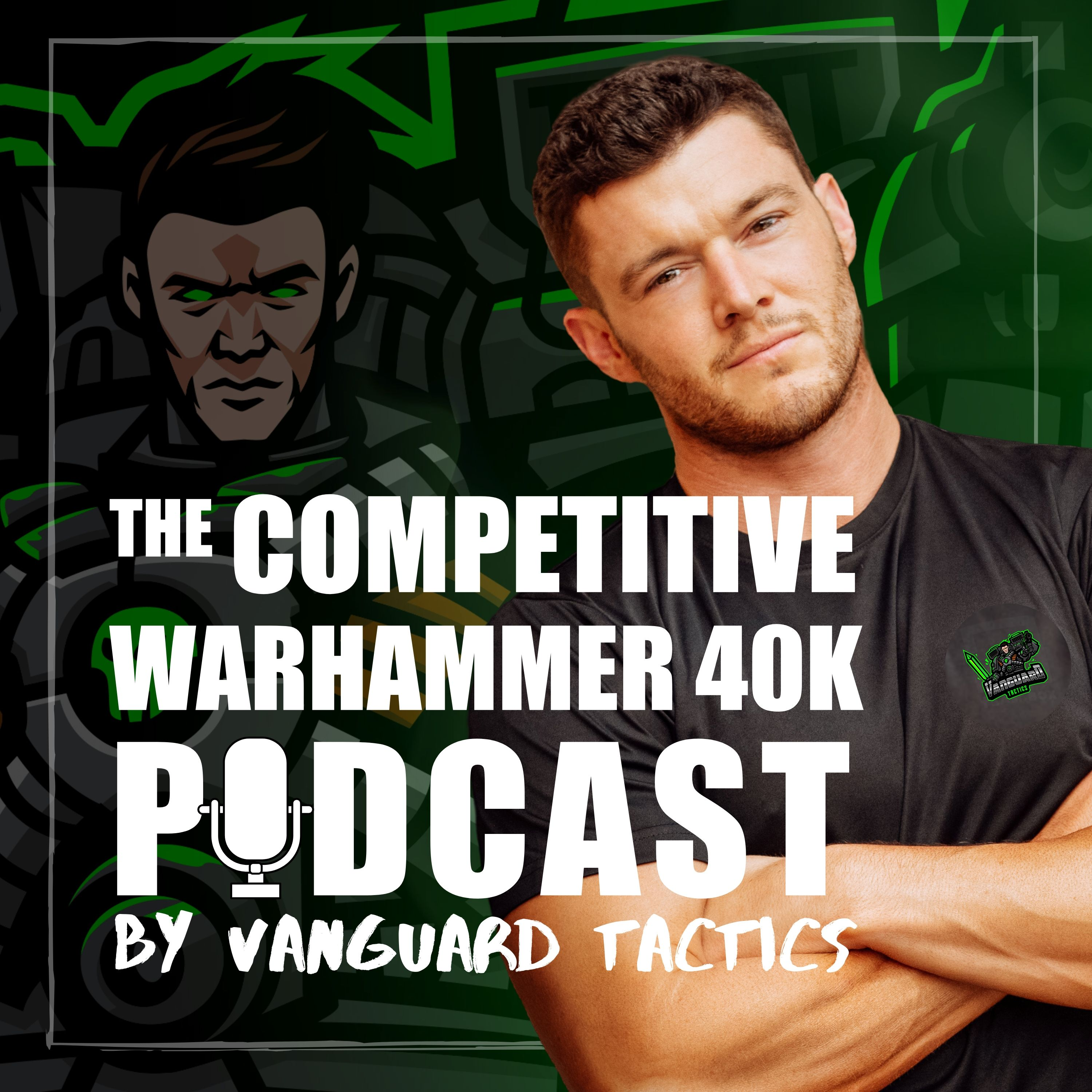 Artwork for Welcome To The Competitive Warhammer 40K Podcast