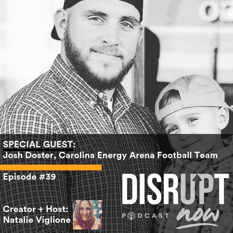 Ep. 39, Letting Passion Win NO Matter the Obstacles show art