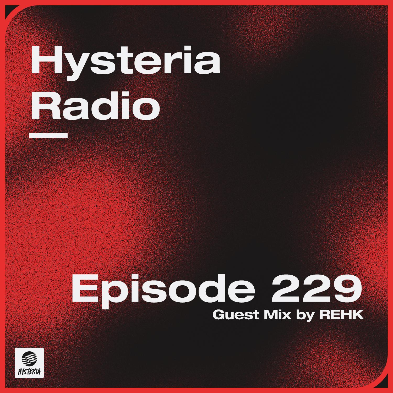Hysteria Radio 229 show art