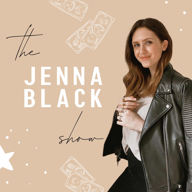 The Jenna Black Show show art