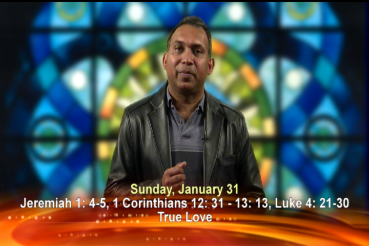 Artwork for Sunday, Jan 31st Today's Topic: True Love