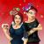 293 Minxmas - Merry Christmas show art