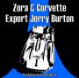 Artwork for 093: Zora & Corvette Expert Jerry Burton