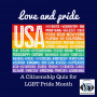 Artwork for Love and Pride
