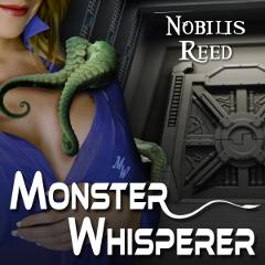 Artwork for Monster Whisperer 6 announcement