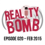 Artwork for Reality Bomb Episode 020