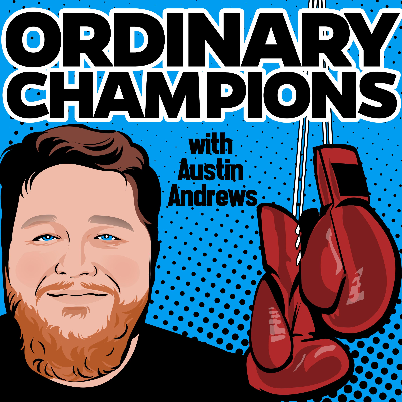 Ordinary Champions Podcast show art