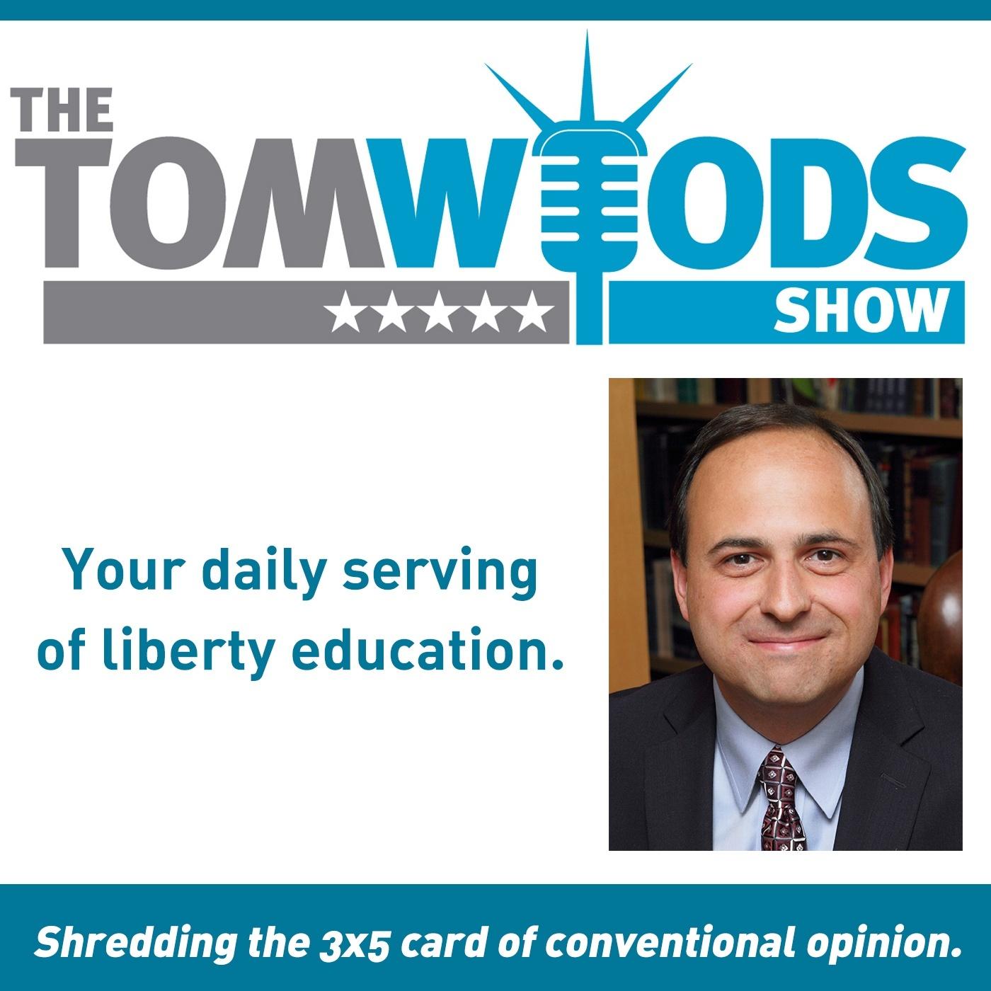 The Tom Woods Show logo