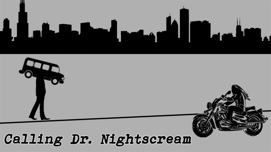 FistShark Marketing 10: Calling Dr. Nightscream