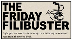 DVD Verdict 114 - The Friday Filibuster [11/30/07]