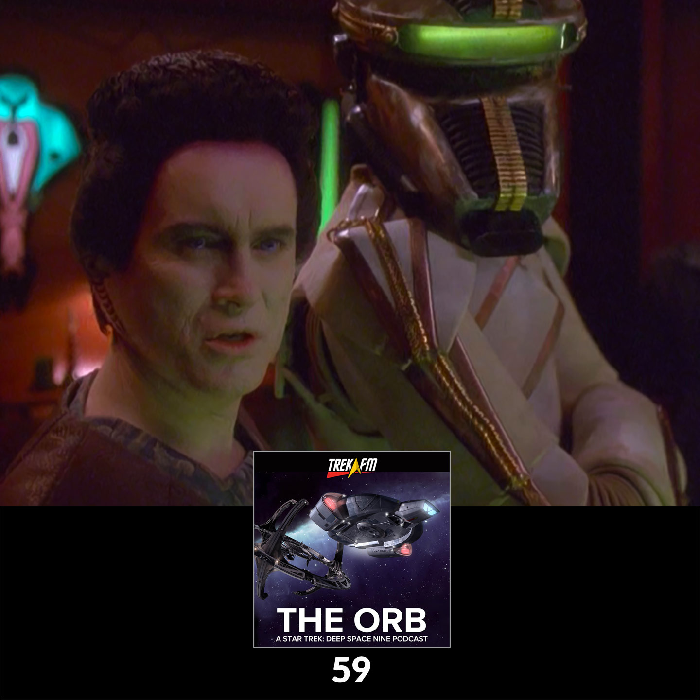 The Orb 59: Don't You Recognize the Face of Your Enemy?