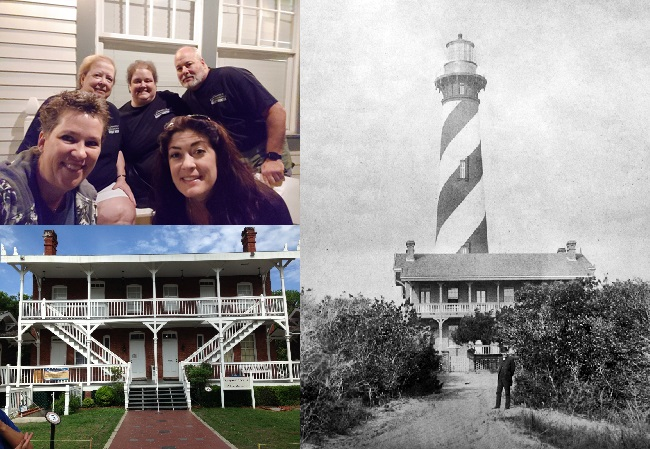 Ep. 316 - Investigation of the St. Augustine Lighthouse