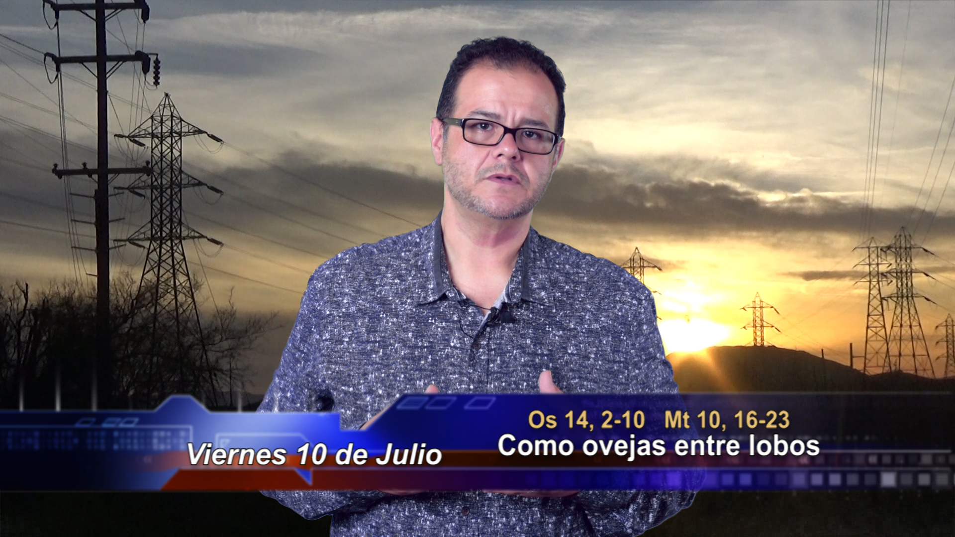 Artwork for Dios te Habla con Vilson Monteiro, sacerdote SVD