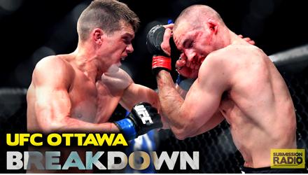 UFC Fight Night MacDonald vs Thompson Breakdown (w/ Robin Black)