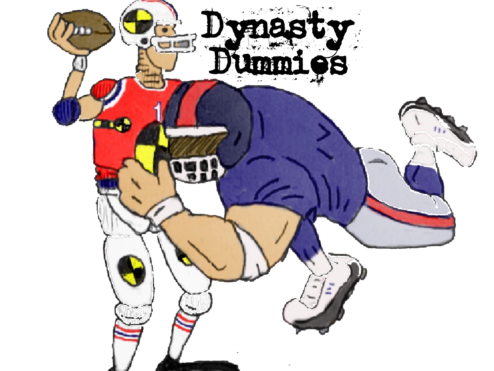 Artwork for Dynasty Dummies 01 - Top Ten Rookies for 2016