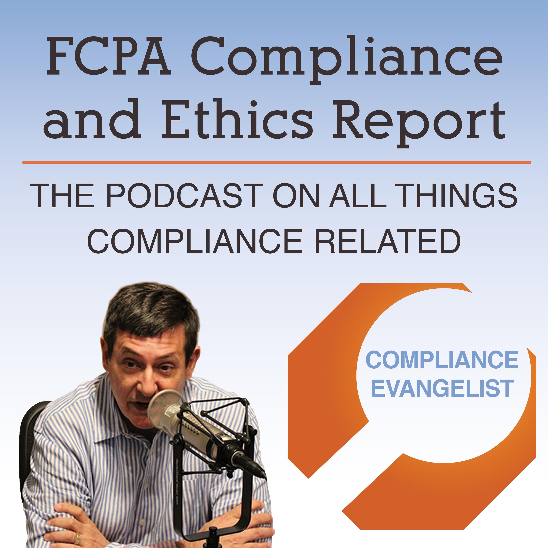 FCPA Compliance Report  show art