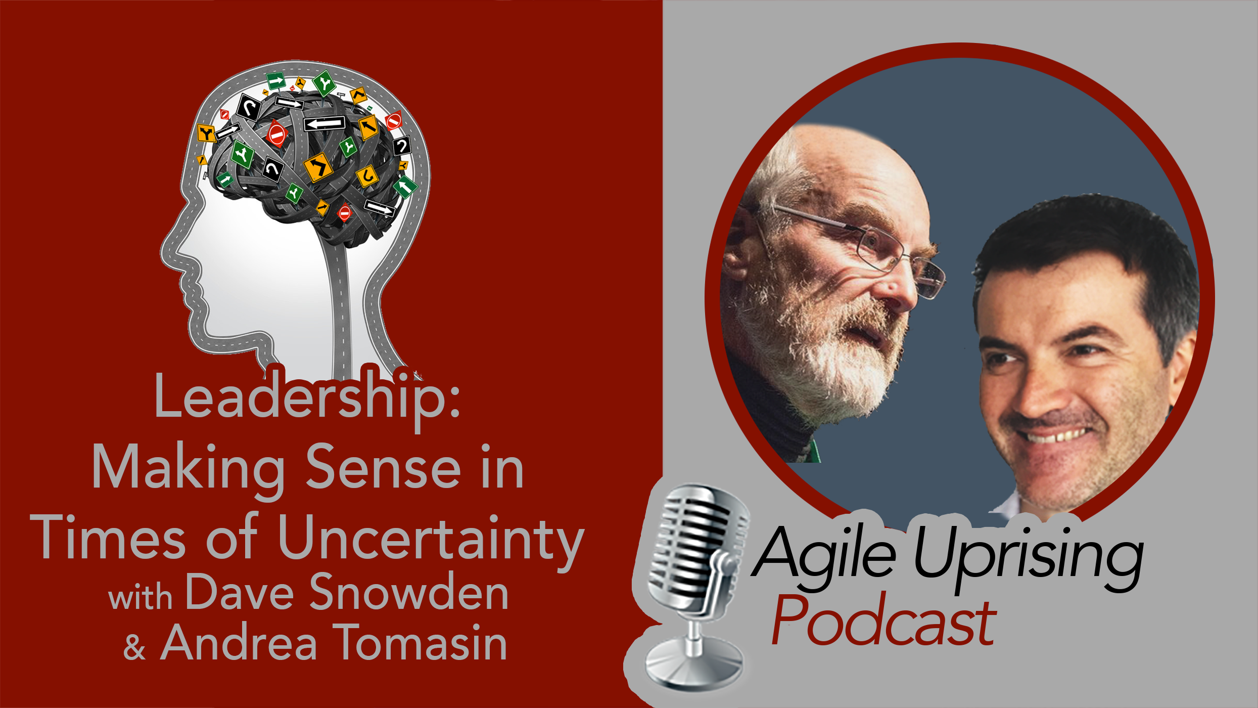 Making Sense in Times of Uncertainty with Dave Snowden & Andrea Tomasin