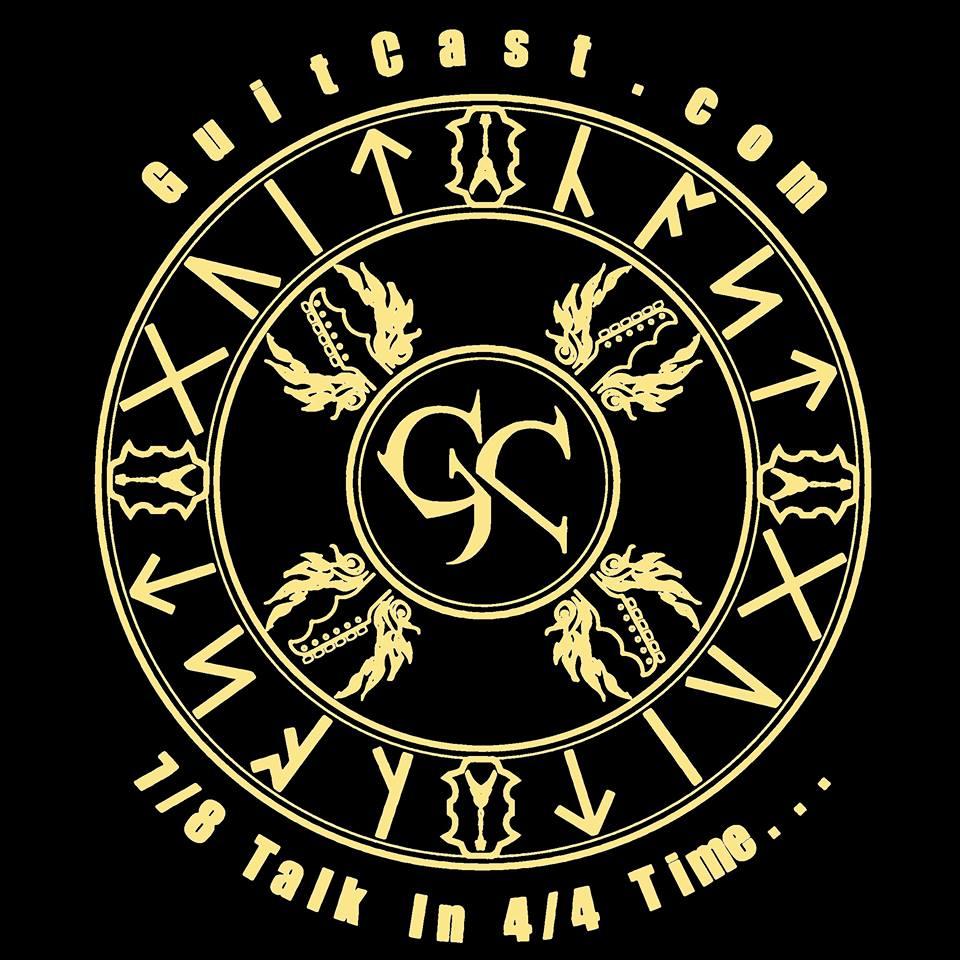 GuitCast logo