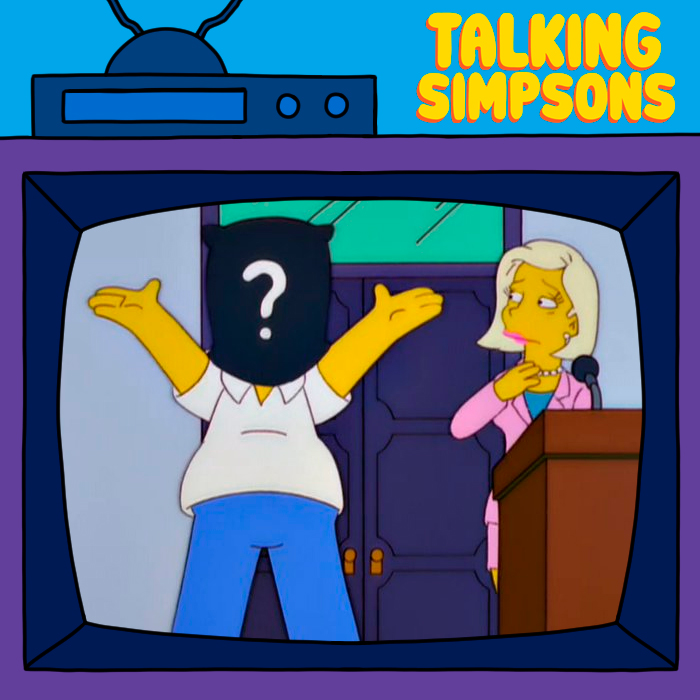 Talking Simpsons - The Computer Wore Menace Shoes With Travis View