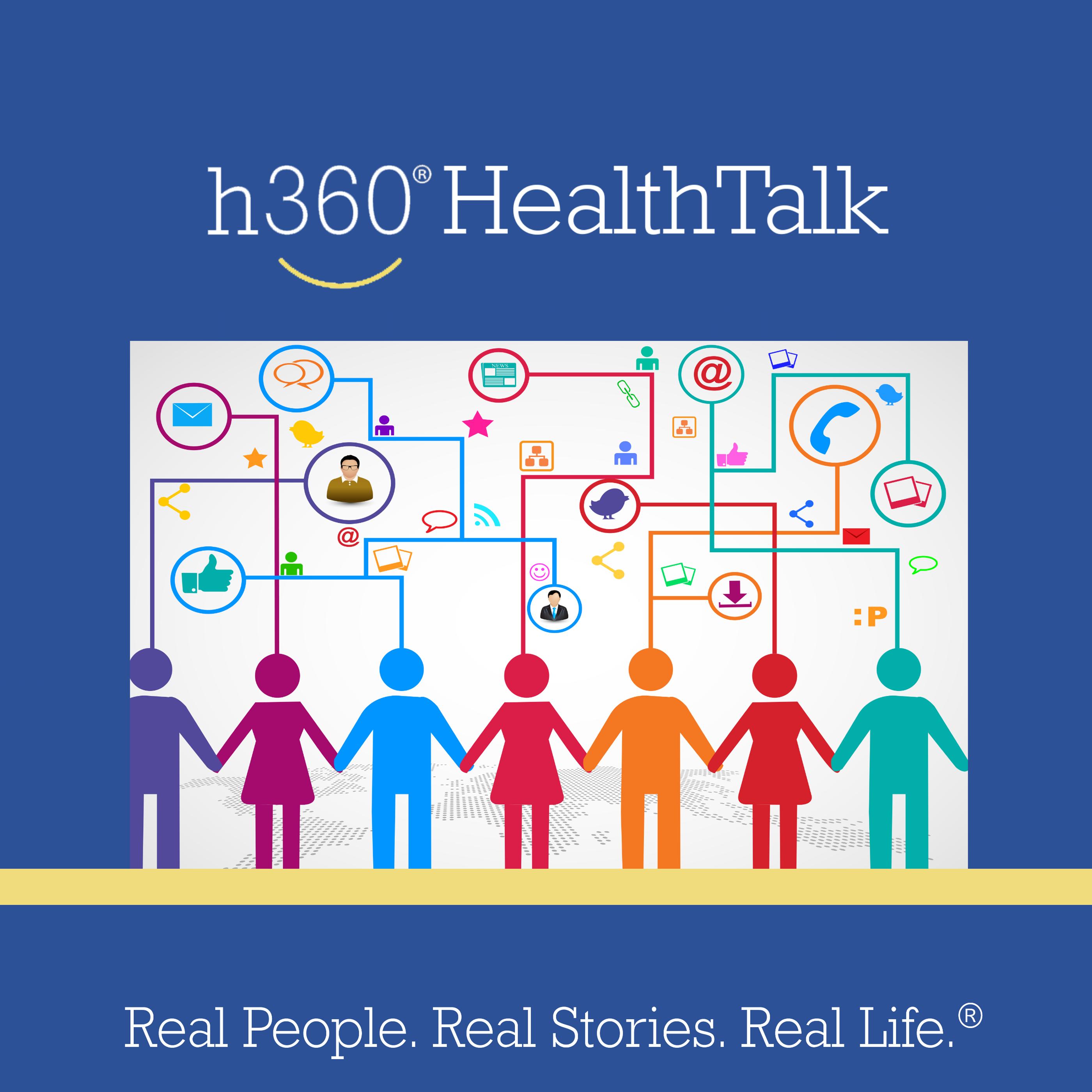 h360 HealthTalk show art