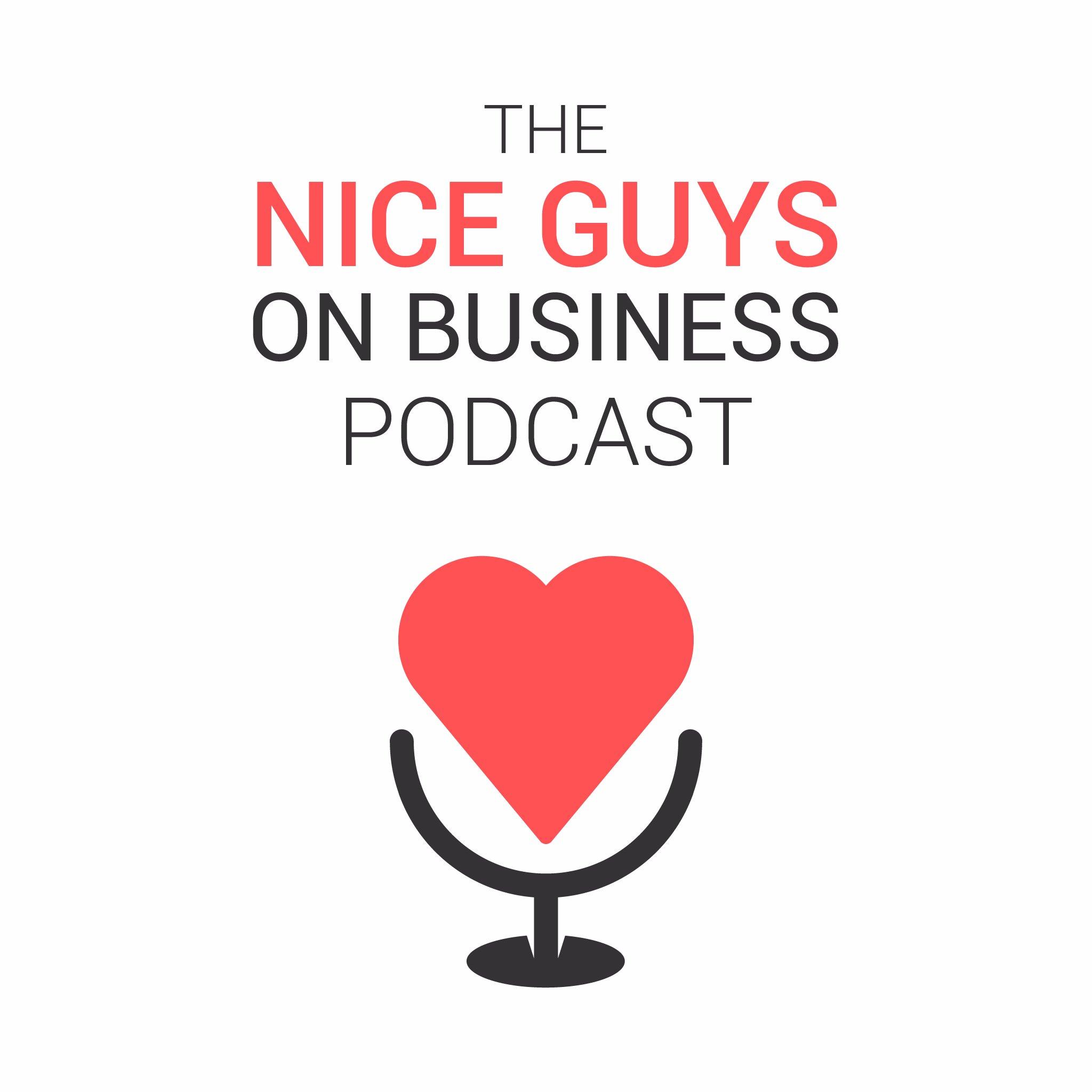 The Nice Guys on Business show art