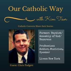 Episode 19: Former Baptist/Assembly of God/Nazarene Chris Padgett