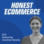 Artwork for Ep. 13 - How the Shopify Inventory System Adds Value to In-Person Sales - with Caroline Danehy