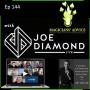 Artwork for EP144: Mentalist Extraordinaire Joe Diamond