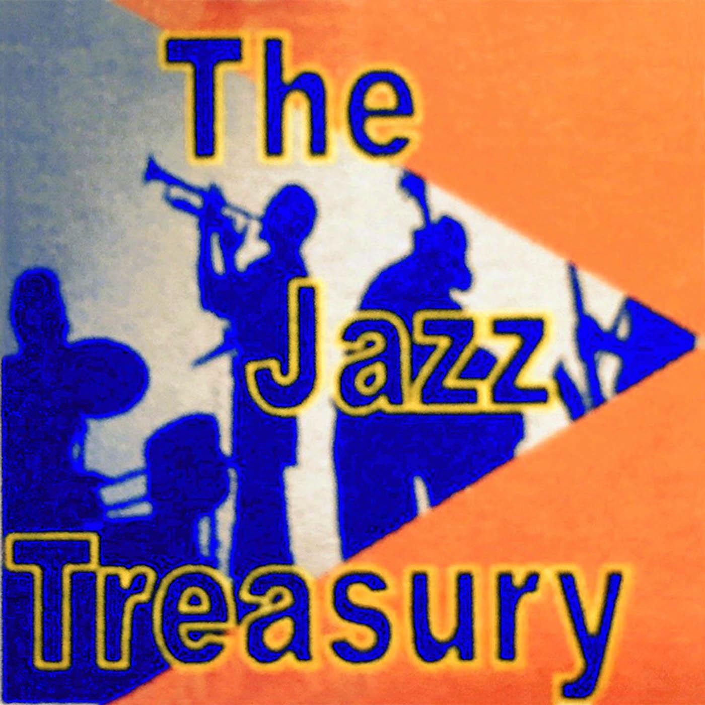 The Jazz Treasury Podcast show art