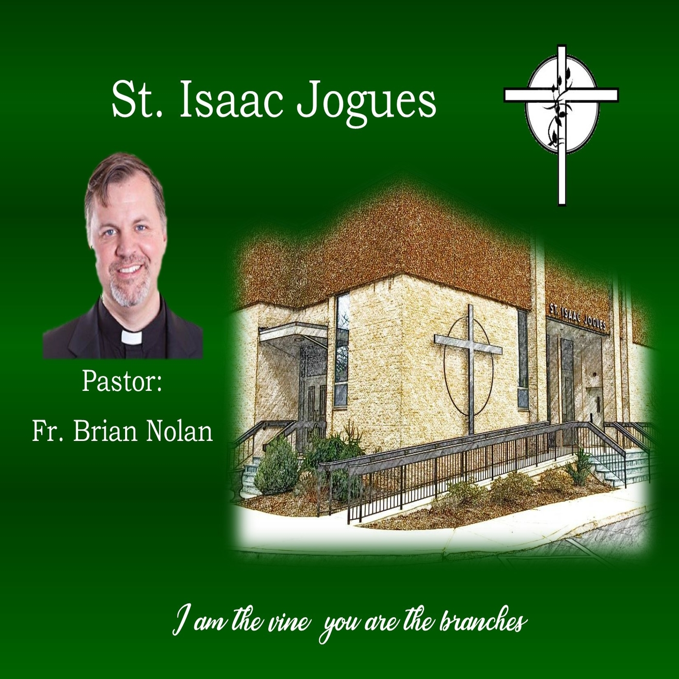 St. Isaac Jogues Homily Podcast show art
