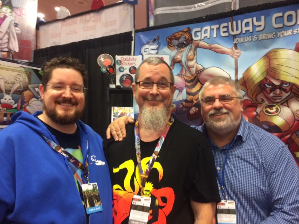Comic Book Bears Podcast Issue #107 - Stabbity Bunny vs NYCC