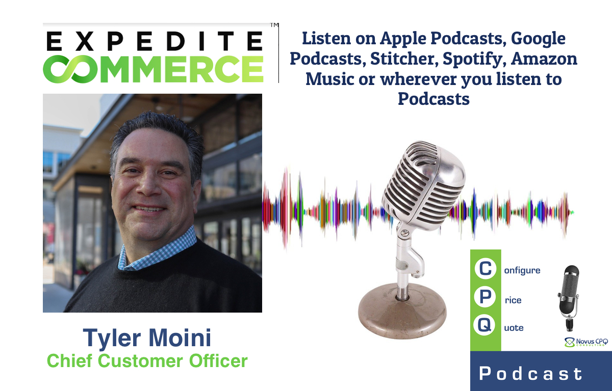 Interview with Tyler Moini, Chief Customer Officer at Expedite Commerce