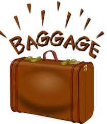 Artwork for Baggage - Life's Carry Ons
