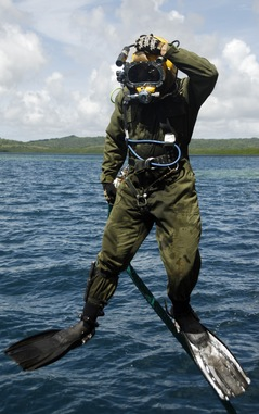 PD43: Navy Diving