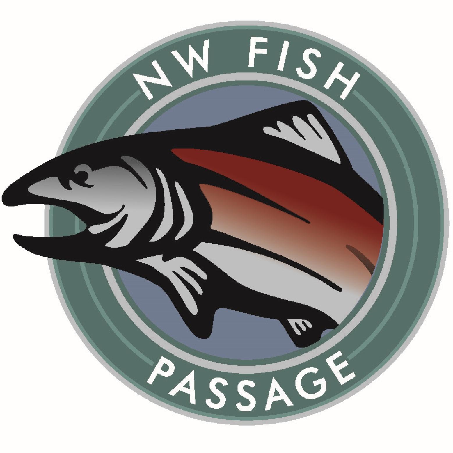 NW Fish Passage show art