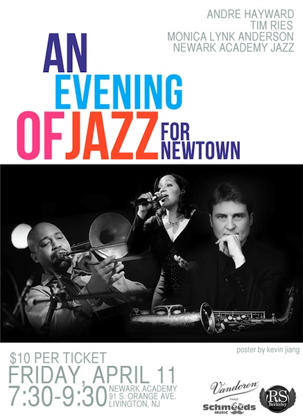 Second Annual Evening of Jazz for Newtown Planned for 4/11