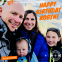 Artwork for #57: HAPPY BIRTHDAY ROBYN - Daily Mentoring w/ Trevor Crane #greatnessquest