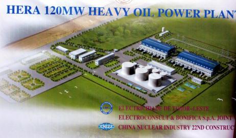 Timor - Hera Power Plant: Charles Scheiner
