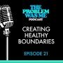 Artwork for Creating Healthy Boundaries