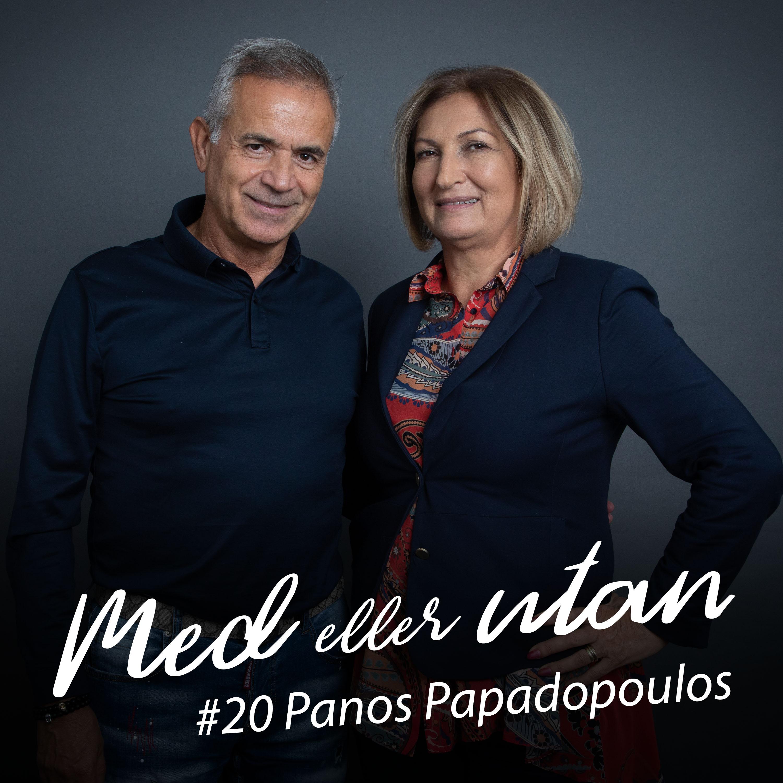 20. Panos Papadopoulos
