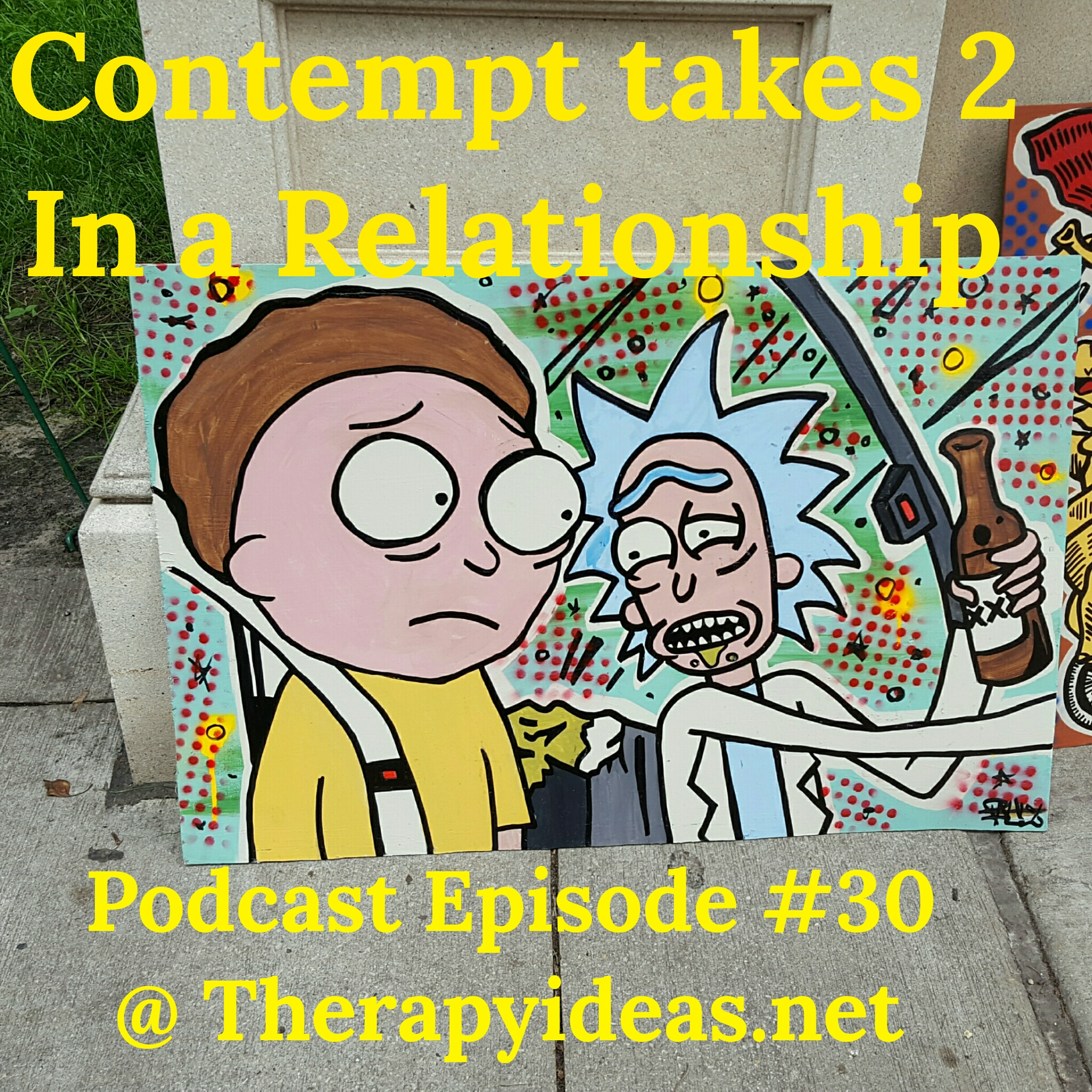 What Healthy Couples Know That You Don't - Contempt Takes 2 in Relationships