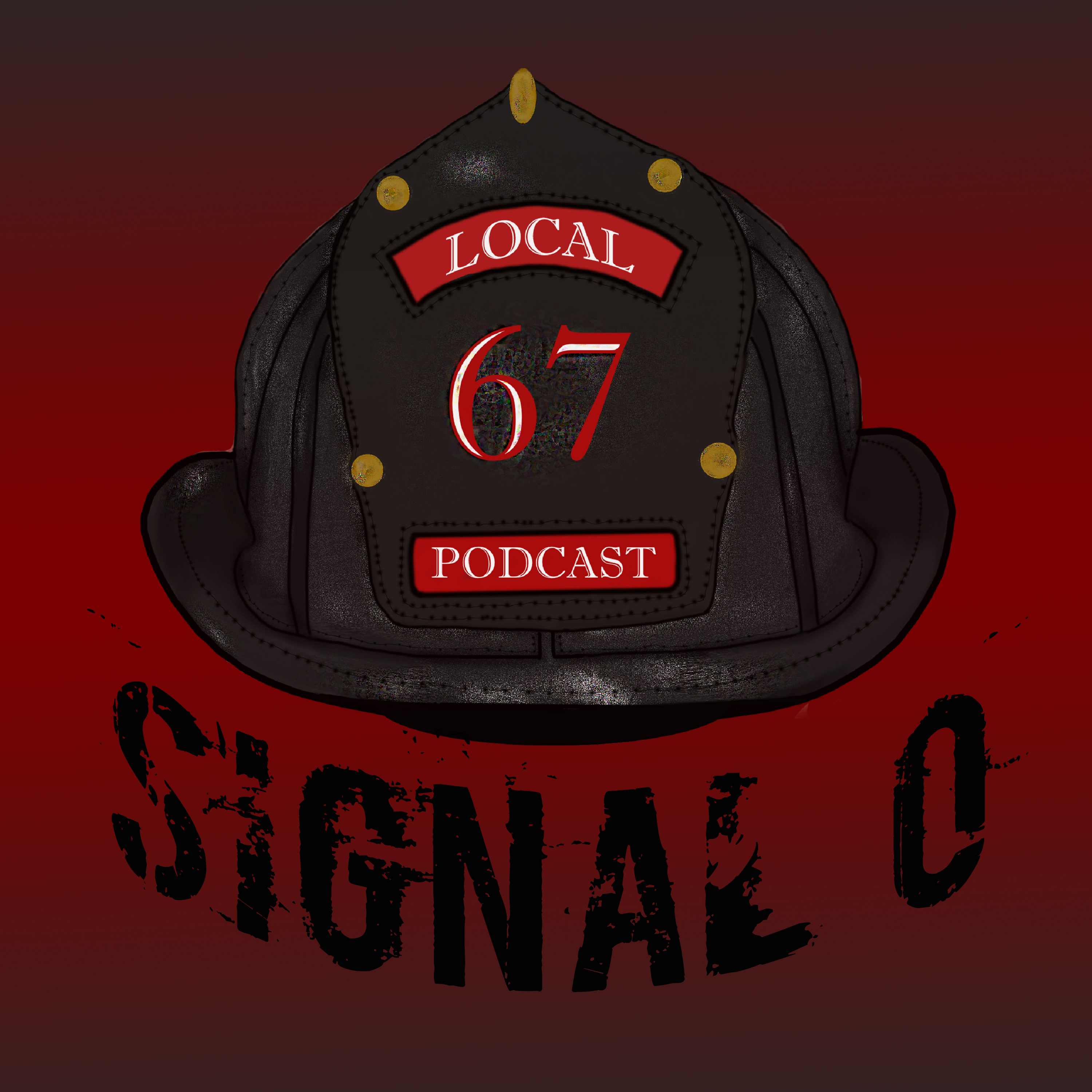 The Signal O Podcast show art