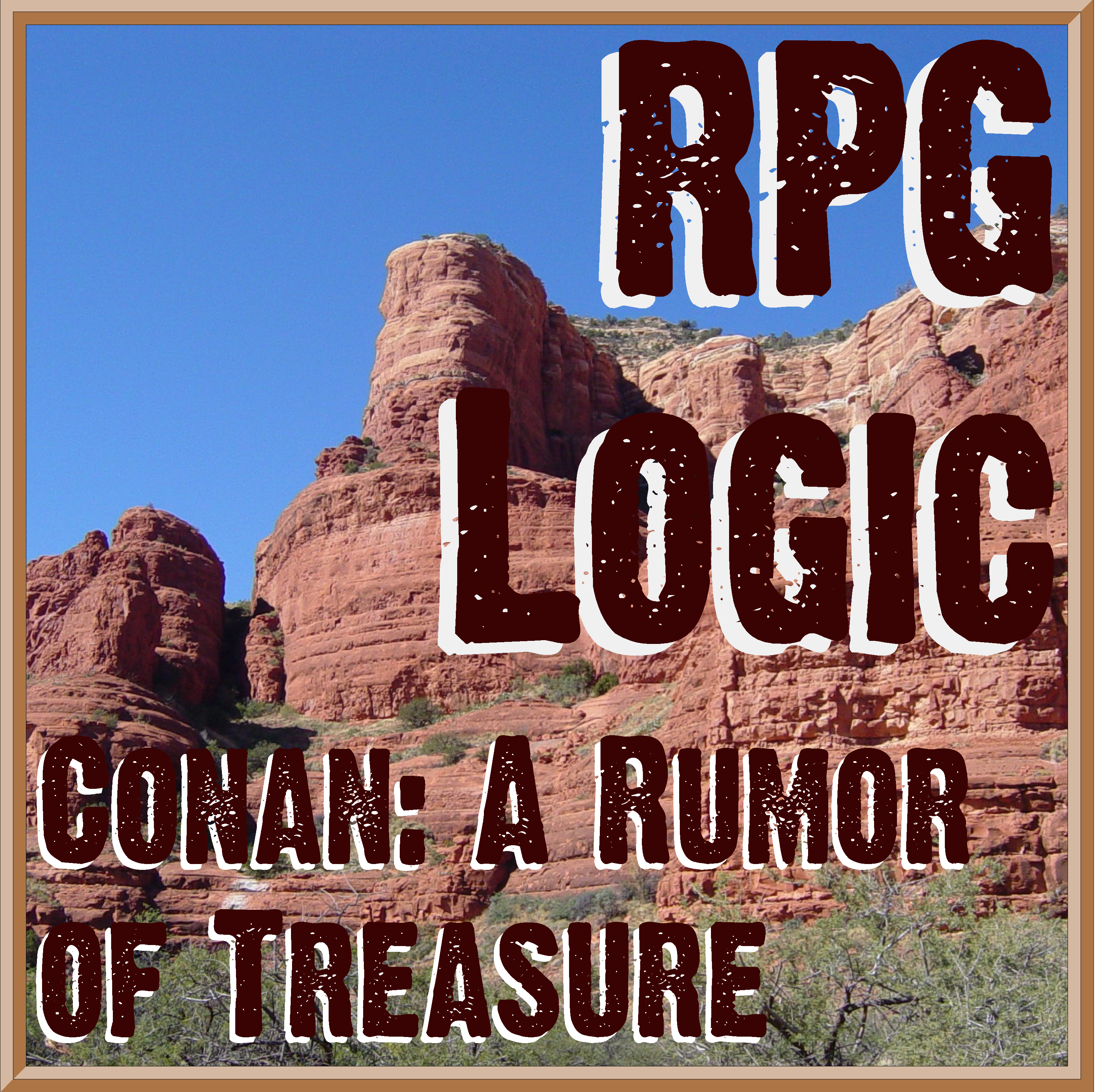 RPG Logic podcast show art